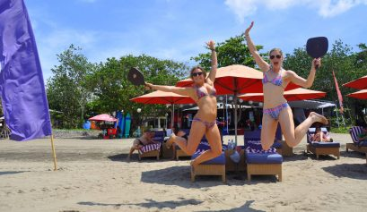 Horison Seminyak Beach Club in Double Six Beach